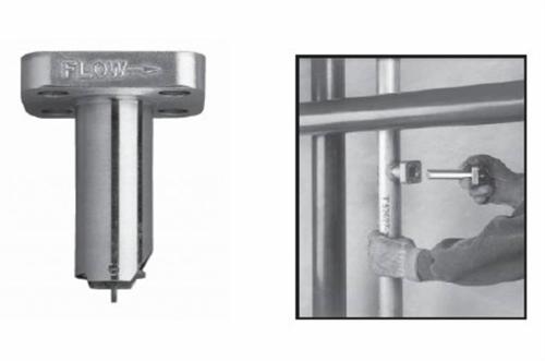 Medidor de vazão GF 525